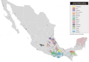 Lenguas indígenas de Mexico