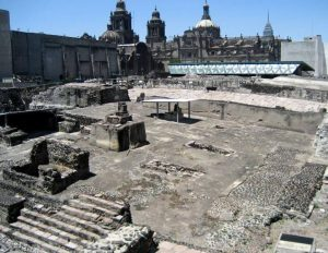Recinto templo mayor